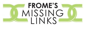 Frome's Missing Links logo